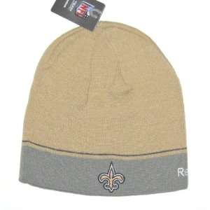 New Orleans Saints NFL Reebok Team Apparel Two Tone Knit