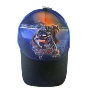 Transformers Baseball Cap   Optimus Prime Hat (Blue) Toys & Games