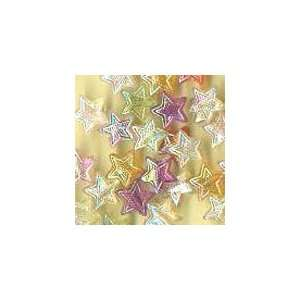 Acrylic Star Beads, Multi Colors, 100 pcs Arts, Crafts