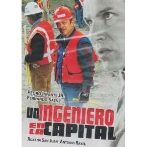 Un Ingeniero En La Capital Pedro Infante Jr., Fernando