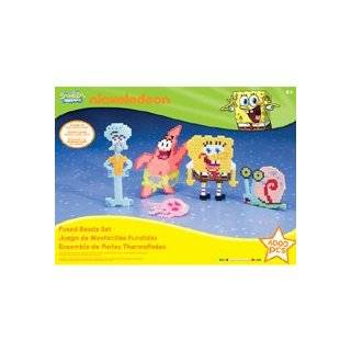 Nickelodeon SpongeBob Squarepants Fuse Bead Value Activity