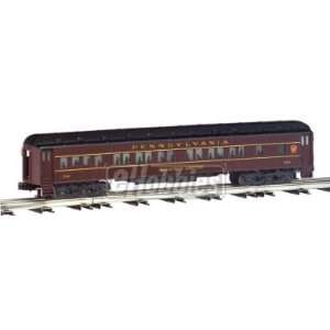 O Williams 72 Heavyweight Passenger Set, PRR (4) Toys