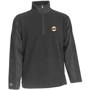 San Francisco Giants Frost Polar Fleece Pullover (Team Color)   Medium