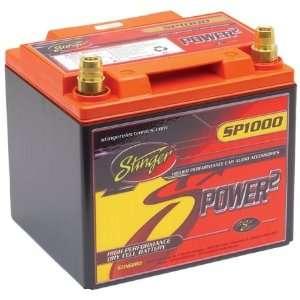 Stinger SP1000 Power Series 1200 Amp Battery