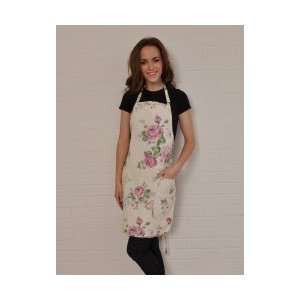 Floral Aprons by Dynasty Robes Garden Rose  Kitchen