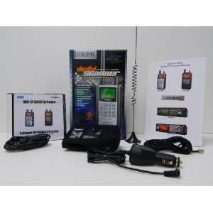 )Complete Scanner System (Includes Uniden BCD396XT Portable Scanner