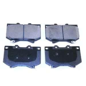 Prime Choice Auto Parts SMK812 Premium New Semi Metallic Front Brake