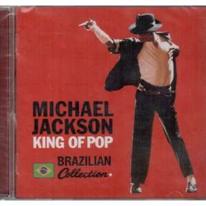 Michael Jackson   King Of Pop   The Brasilian Collection