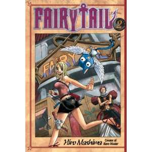 Fairy Tail, Vol. 2 (9780345503305): Hiro Mashima: Books