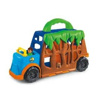Fisher Price Diegos Talking Rescue Center : Toys & Games :