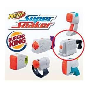 Burger King Kids Meal Nerf Super Soaker Power Grip Toy