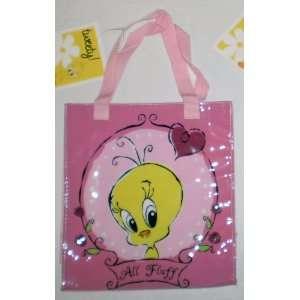 Tweety Bird Pink Mini Tote Bag Toys & Games