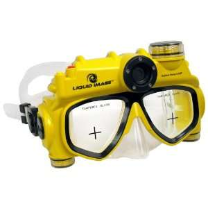 Explorer Series 5.0MP Underwater Digital Camera Mask