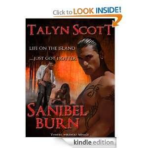 Sanibel Burn Vampire Werewolf Menage (Fanged Romance Series Book 2