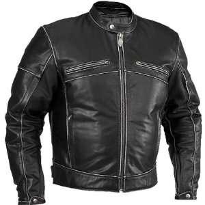 River Road Rambler Mens Vintage Leather Harley Motorcycle