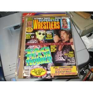 WRESTLERS MAGAZINE   FEBRUARY 1995   NO. 58 WUPERSTAR WRESTLERS