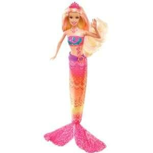 Mermaid Tale 2 Merliah Transforming Doll : Toys & Games :