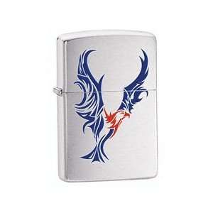 GENUINE ZIPPO TATTOO EAGLE LIGHTER MADE IN USA Everything