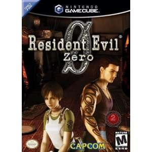 Resident Evil Zero Unknown Video Games