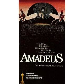 Amadeus: F. Murray Abraham, Tom Hulce, Jeffrey Jones