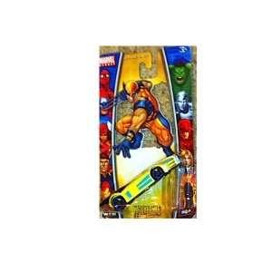 Marvel Heroes Wolverine Die cast Car W110