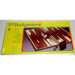 Backgammon Board Game  Toys & Games