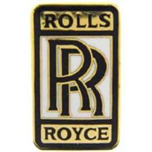 Rolls Royce Logo Pin Yellow 1 Arts, Crafts & Sewing