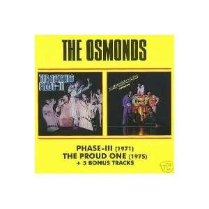 Phase III (1971) / The Proud One (1975) + 5 Bonus Tracks