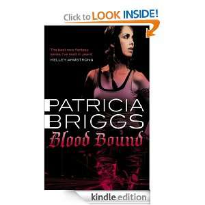 Blood Bound Mercy Thompson, Book 2 Patricia Briggs