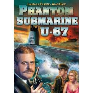 The Phantom Submarine U 67   11 x 17 Poster: Home
