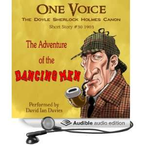 The Adventure of the Dancing Men (Audible Audio Edition