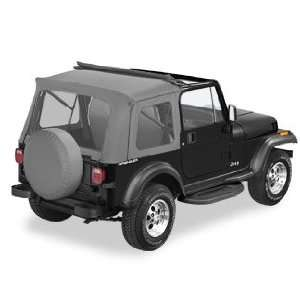 Bestop Jeep CJ7 YJ Wrangler Sunrider Soft Top Kit 76 95