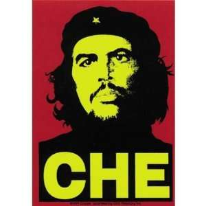 Che Guevara   Color Decal