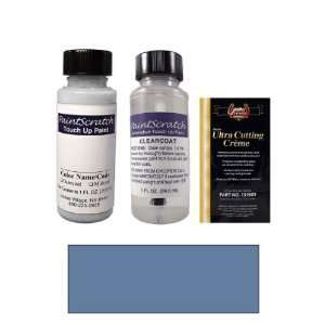 Oz. Paris Blue Metallic Paint Bottle Kit for 1985 Merkur All Models