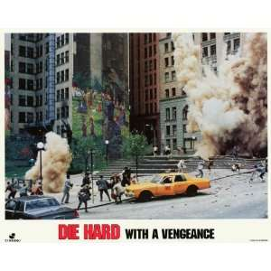 Die Hard With a Vengeance Movie Poster (11 x 14 Inches   28cm x 36cm