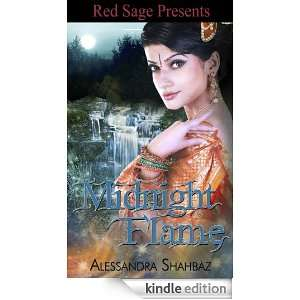 Midnight Flame: Alessandra Shahbaz:  Kindle Store
