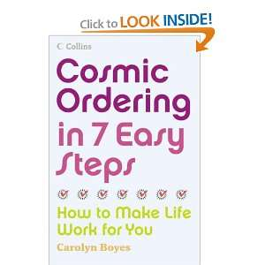 Cosmic Ordering in 7 Easy Steps (9780007248155) Carolyn