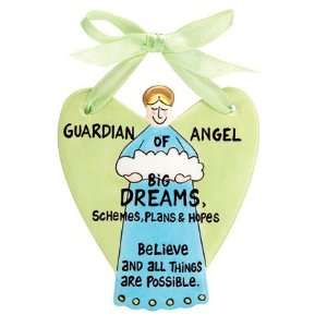 The Guardian Angel of Big Dreams   Inspirational Wall Decor from Our