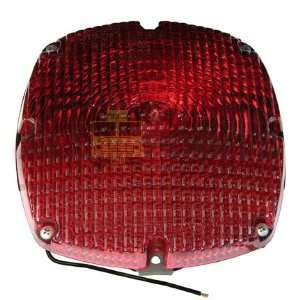 Stat Lighting 6500A Amber Vintage retro put in your man cave garage