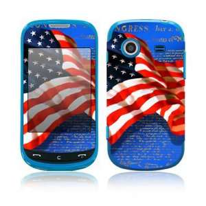 Samsung Character Decal Skin Sticker   Flag of Honor: Everything Else