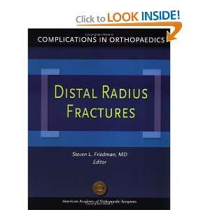 Distal Radius Fractures (Complications in Orthopaedics
