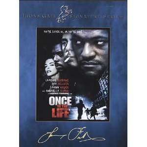 ONCE IN THE LIFE   SIGNATURE SERIES Movies & TV
