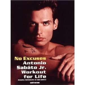 No Excuses: Antonio Sabato Jr. Workout For Life