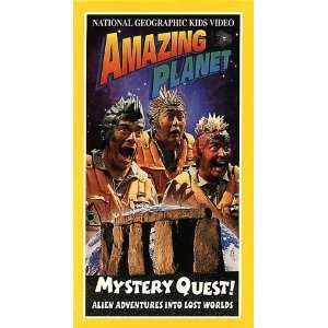 National Geographics Amazing Planet Mystery Quest [VHS