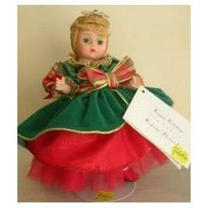 Little Christmas Princess 8 Inch Alexander Collector Do