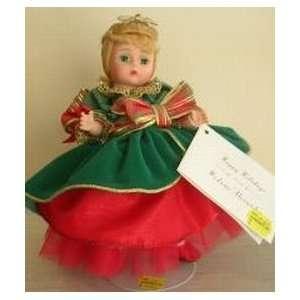 Little Christmas Princess 8 Inch Alexander Collector Do