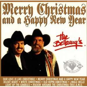 Merry Christmas and a Happy New Year Bellamy Brothers