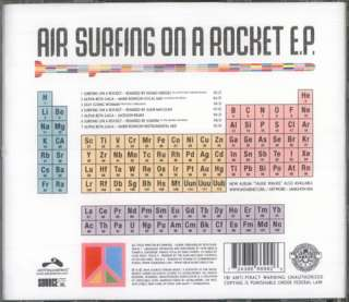 Air Surfing On A Rocket E.P. USA Promo Cd R(Ecordable) CDR ACETATE