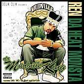 Monsta, Ren Da Heat   Doja Clik Presents: Da Mudville King CD Cover
