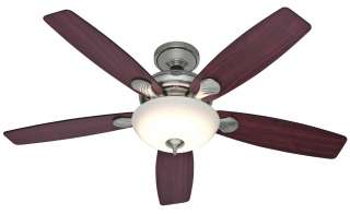Hunter Eco Air Ceiling Fan 25120 in Brushed Nickel   Guaranteed Lowest